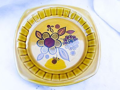 £9.99 • Buy Vintage Royal Worcester Palissy Butter Bread Roll Dish Plate Pin