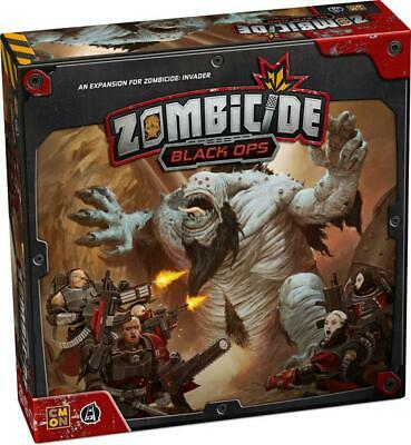 AU107.80 • Buy Zombicide Invader Black Ops - CMON Free Shipping!