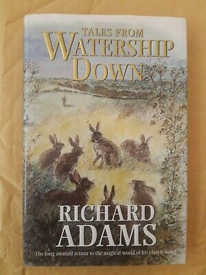 £10.99 • Buy Richard Adam Tales From Watership Down. The Long Awaited Sequel.