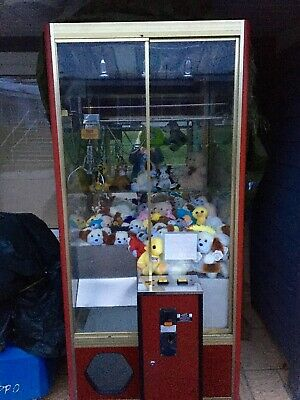 2 Coin Operated Machines. Elaut Toy Grabber Crane + Fas Table Football • 595£