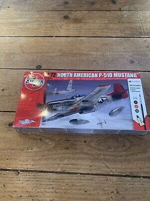 Airfix North American P-51D Mustang • 10£