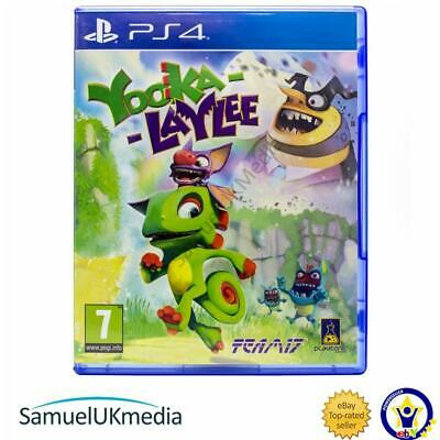 AU26.49 • Buy Yooka-Laylee (PS4) **GREAT CONDITION**