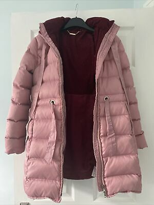 Miss Grant 146-152 Cm Age 11-12 Down Feather Coat  • 19.99£