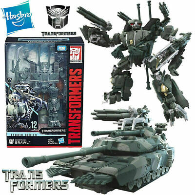 Transformers Studio Series 12 Decepticon BRAWL Voyager Class Robot Tank Figures • 25.99£