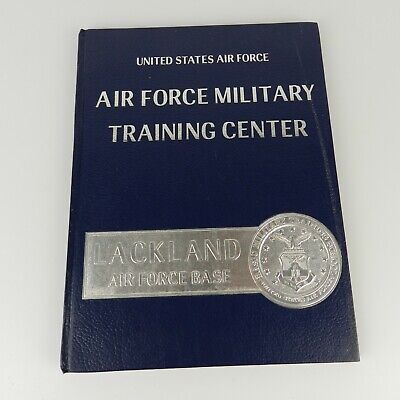 $39.95 • Buy 1984 Lakeland Air Force Military Training Center Yearbook Squad 3706 Flight 054