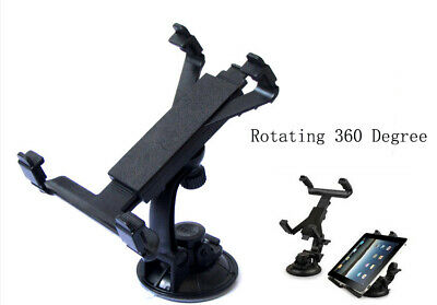 Universal Car Windscreen Suction Mount Holder Stand For IPad 2 3 4 7 -13  Tablet • 6.89£