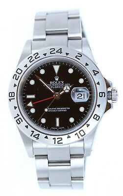 $ CDN9868.50 • Buy Mint Rolex Explorer II 16570 Stainless Steel Watch  Y  Serial With Papers & Tags