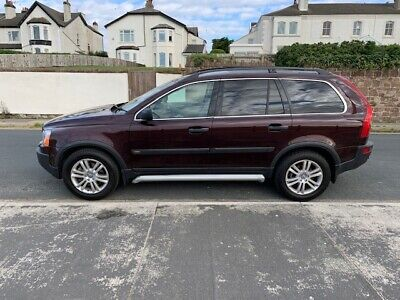 2005 Volvo Xc90 D5 Se AWD Semi-Auto 7 Seater New Cambelt No Reserve Auction • 1,019£