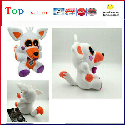 AU12.59 • Buy FNAF Exclusive 8  Lolbit Plush Five Nights At Freddy's Sister Location Toy