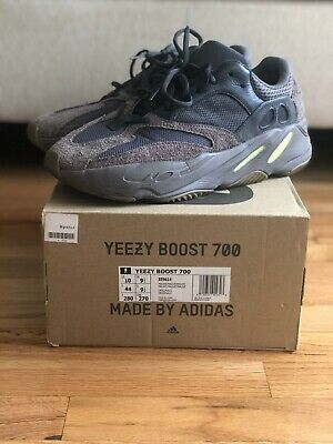 $ CDN391.01 • Buy Adidas Yeezy Boost 700 Muave Black Brown EE9614 Size 10