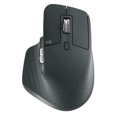 AU168.79 • Buy Logitech MX Master 3 Advanced Wireless Mouse - Graphite