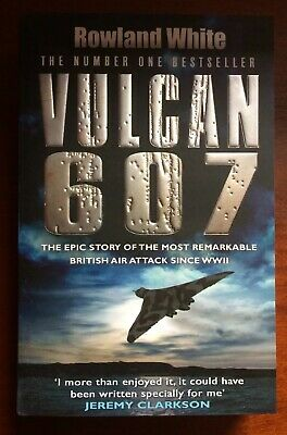 Vulcan 607, Paperback By Rowland White Brand New. • 4.65£