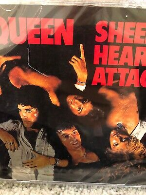 Queen Sheer Heart Attack New CD • 8£