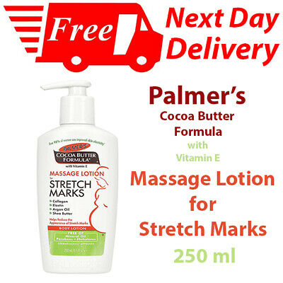 Palmer's Cocoa Butter Formula Massage Lotion For Stretch Marks 250ml • 6.99£