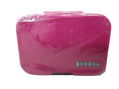 AU30.44 • Buy Yumbox Leakproof Bento Lunch Box Container For Kids & Adults Fuchsia