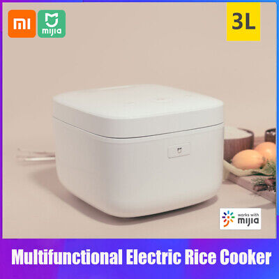 AU80.74 • Buy Xiaomi Mi C1 IH 3L Smart Rice Cooker With App Control Multi And Function AU