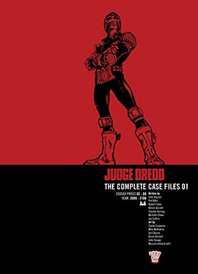 Judge Dredd: Complete Case Files V. 1, Very Good Condition Book, John Wagner, Et • 8.36£
