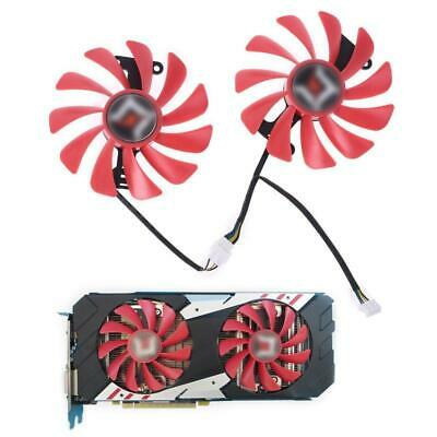 AU12.17 • Buy 1 Pair 95mm FDC10H12S9-C GPU Cooler Cooling Fan For GTX 1080 GTX1070 Graphics