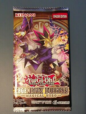 YuGiOh! Legendary Duelists Magical Hero Booster Pack • 4.25£