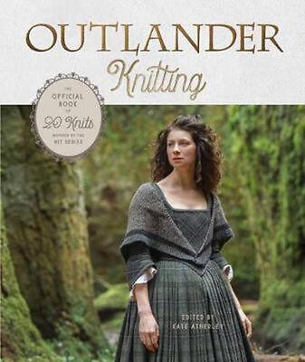 AU34.74 • Buy Outlander Knitting: The Official Book Of 20 Knits Inspired By The Hit Series By