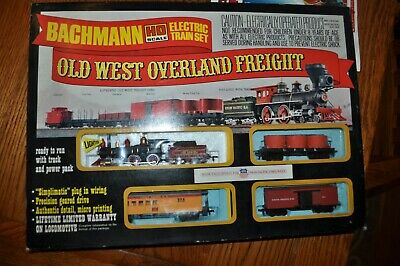 $ CDN118.35 • Buy Bachmann HO Scale Electric Train Set Old West Overland Freight