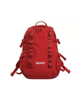 $ CDN350.88 • Buy Supreme Backpack FW20 Dark Red - Authentic SOLD OUT* SS20 Still SEALED
