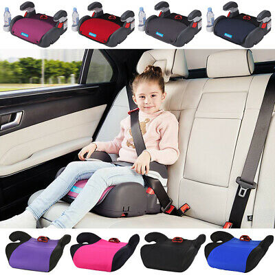 AU19.99 • Buy Car Booster Seat Safety Chair Cushion Pad For Toddler Children Child Kids Sturdy