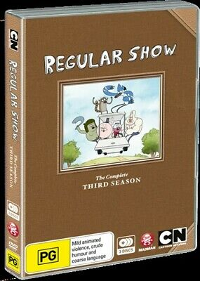 Regular Show Season 3 DVD • 16.46£