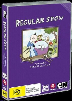 Regular Show Season 6 DVD • 16.46£