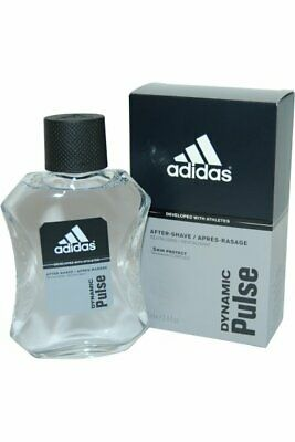 £5.98 • Buy Adidas Dynamic Pulse After Shave 100ml Mens Fragrance