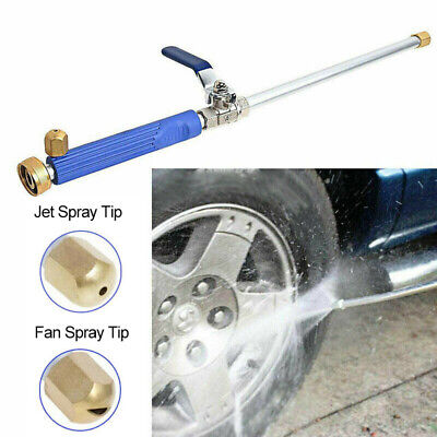 High Pressure Power Washer Spray Nozzle Water Hose Wand Attachment For Car Home • 2.99£