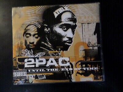 Cd Single - 2 Pac - Until The End Of Time  • 1£