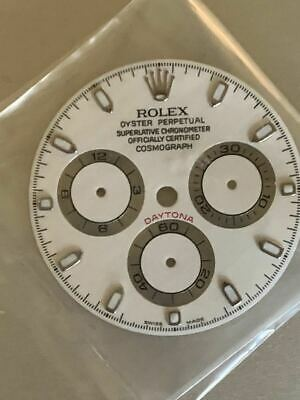 $ CDN3171.48 • Buy Genuine Rolex Daytona 116520 White Dial Hands