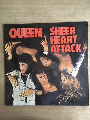Queen Sheer Heart Attack Vinyl • 10£