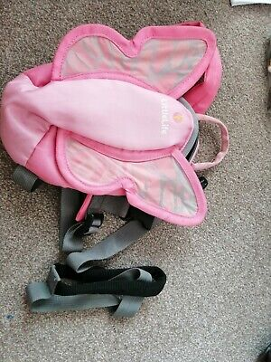 Toddler Rucksack With Reins • 3£