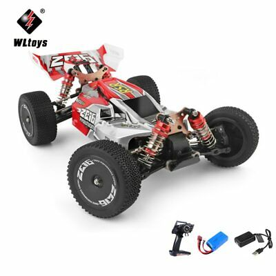$ CDN153.14 • Buy WLtoys 144001 1/14 2.4G Racing Remote Control Car Competition 60 Km/h Metal