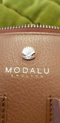 Modalu Women's Carter Cross-Body Bag Tan • 20£