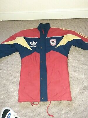 Ultra Rare Vintage Arsenal Jacket/coat Late 1980s • 27£