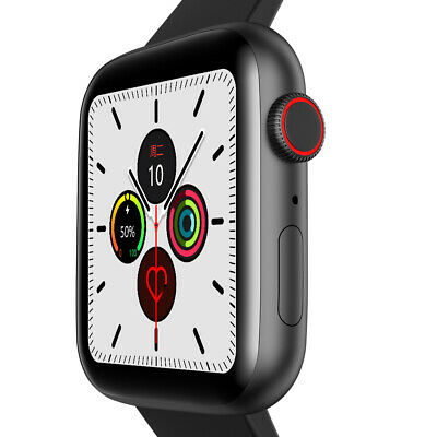 $ CDN60.44 • Buy 2021 Smartwatch W34+ Answer/Make Call IPhone Android Step Count Loud Volume UK