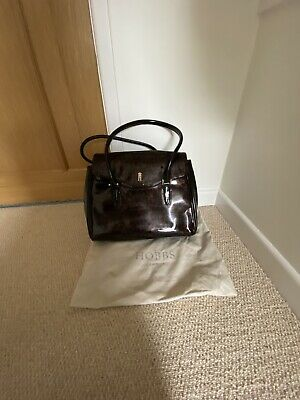 Hobbs Large Tortoiseshell Shoulder Bag • 50£