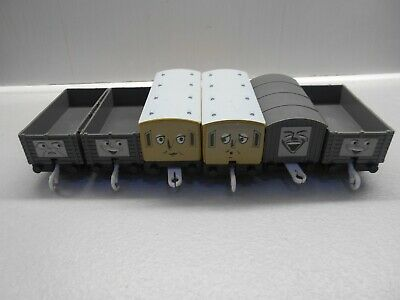 Tomy Trackmaster Thomas The Tank Engine Annie Clarabel & Troublesome Trucks.. • 11.99£