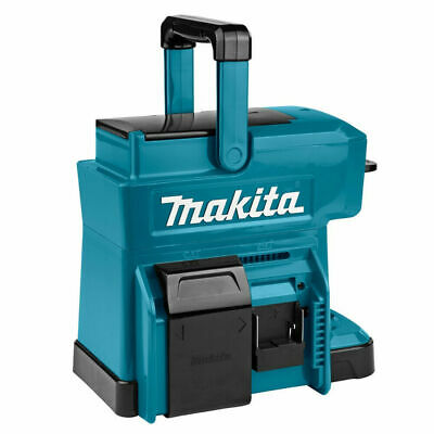 View Details Makita DCM501Z 10.8v CXT / 18v LXT Coffee Maker Cordless Body Only  • 65.99£