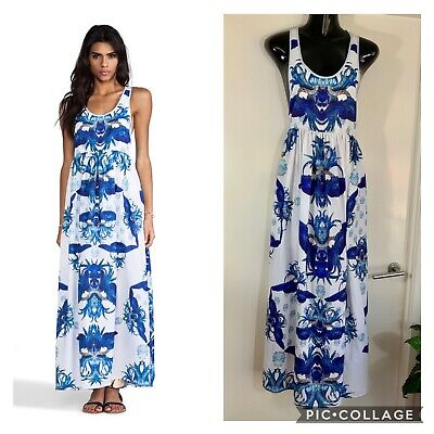 AU90 • Buy Stunning ALICE MCCALL Orpheus Floral Maxi Dress Size 6 8 10 12 RRP $499