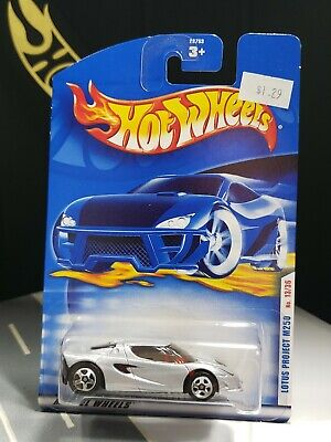 $ CDN9.25 • Buy 2001 Hot Wheels Lotus Project M250 First Editions - A43