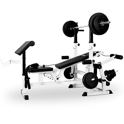 £479.99 • Buy Professional Gym Weight Multi Bench Workout Machine Home Fitness Training Power