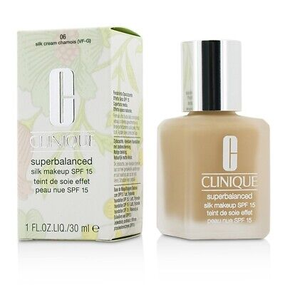 £14.99 • Buy Clinique Superbalanced SPF 15 Makeup 30ml - RRP £28 - Choose Your Shade