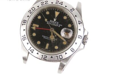 $ CDN8552.70 • Buy ROLEX 16570 Explorer II Junk Condition