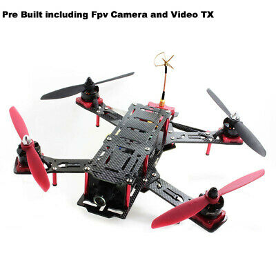 Emax Nighthawk Pro 280 ARTF FPV Drone Racing Kit. 400834 • 119.99£