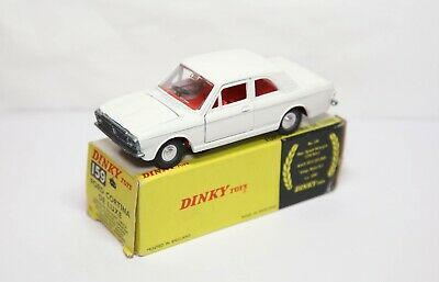 Dinky 159 Ford Cortina De Luxe In Its Original Box - Near Mint Vintage Model • 84.95£