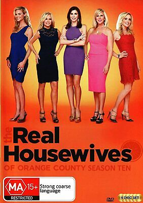 £15 • Buy The Real Housewives Of Orange County: Season 10 New & Sealed